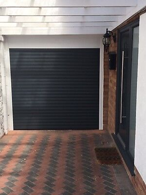 Remote Controlled Electric Roller Garage Door Diy Insulated Auto