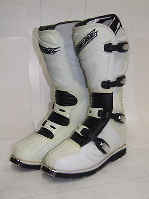 O'neal M10 Boot Size 10 White