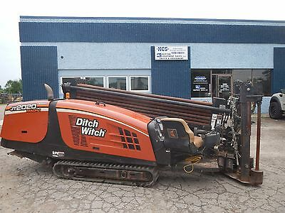 2006 Ditch Witch Jt2020 Mach 1    Directional Drill, Boring, Hdd