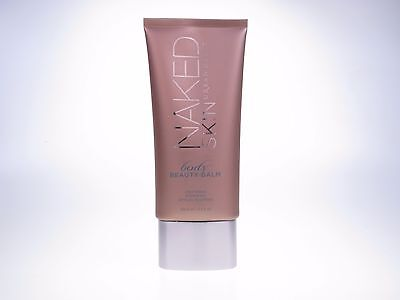 URBAN DECAY NAKED SKIN body Beauty Balm ~ 162ml Leg Shimmer Bronzer *CLEARANCE