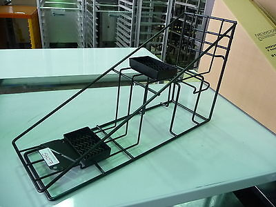 Airpot Rack, 2 tier with drip trays