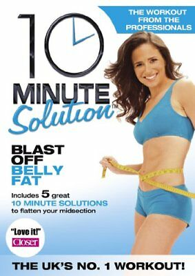 10 Min Sol Blast Off Belly Fat [Import anglais]
