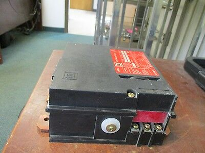 Square D Lighting Contactor 8403 PBP11B 60A 120/208V Coil 600V Used