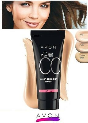 AVON CC Cream 50 SPF 6 en 1 con Vitamina C 30ml