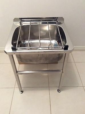 Brand New Commerical Stainless Steel Mop Sink