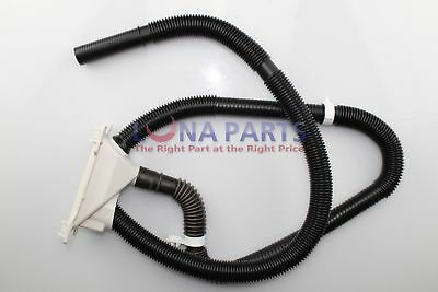 Genuine OEM W10096921 Whirlpool Washer Drain Hose WPW10096921 PS2344536