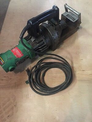 Benner Nawman Diamond DC-32WH Electric Rebar Cutter Cuts Up To 1-1/4""