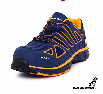 MACK VISION SAFETY SHOE Composite Toe Cap Anti Static ALL COLOURS MKVISION