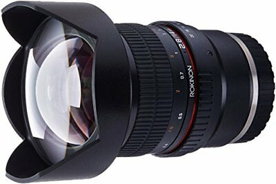 Rokinon FE14M-E 14mm F2.8 Ultra Wide Lens for Sony E-mount and Fixed Lens for...