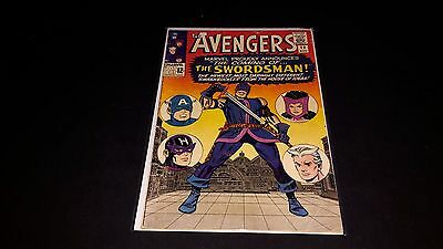 Avengers #19 - Marvel Comics - August 1965 - 1st Print
