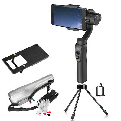 US Ship Zhiyun Smooth Q Handheld 3-Axis Gimbal Portable Stabilizer For Ihpone X