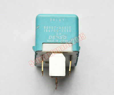 A/C Water Pump Relay 90987-04002 4-Pins 12V for Toyota Scion Camry Corolla Lexus