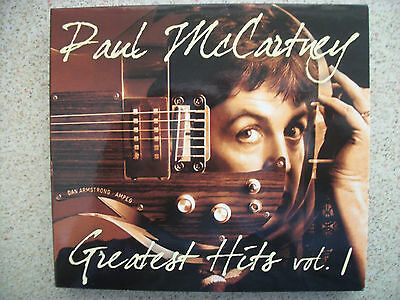 Paul McCartney: Greatest Hits Vol. 1 (2CD's)