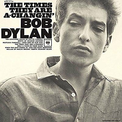 Dylan, Bob-The Times They Are A Changin`  VINYL NEW