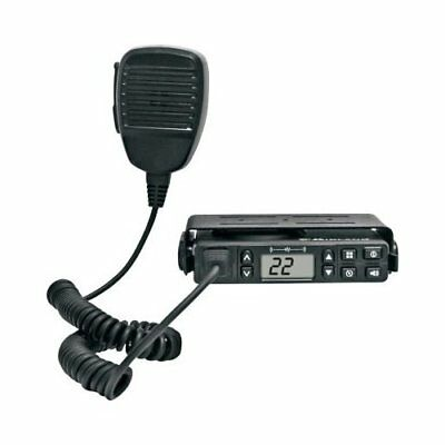 Midland-2 Way Radios Mxt100 Gmrs Mobile Radio W/ Antenna