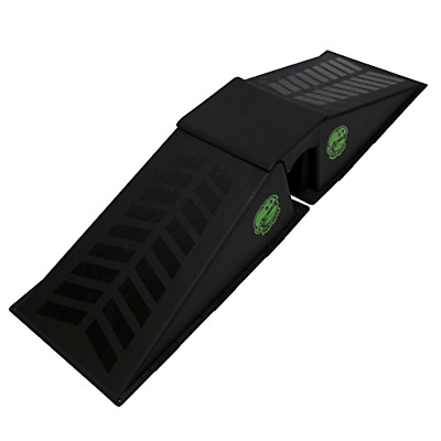 Launch Ramp Set Ten Eighty Micro Flybox Textured Slip Resistant Finish Rails