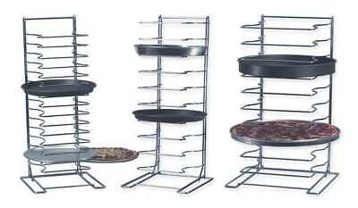 AMERICAN METALCRAFT 19029 Pizza Rack, Chrome Plated