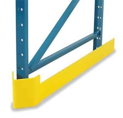 Rack Protector Left,7-3/4W x 46L x 5In H STEEL KING GDLL11046YW