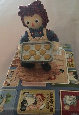 """Raggedy Ann and Andy Simon & Schuster """"Life Is What You Make It"""""""