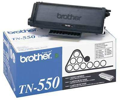 BROTHER TN550 Toner, Brother, DCP8060, Blk