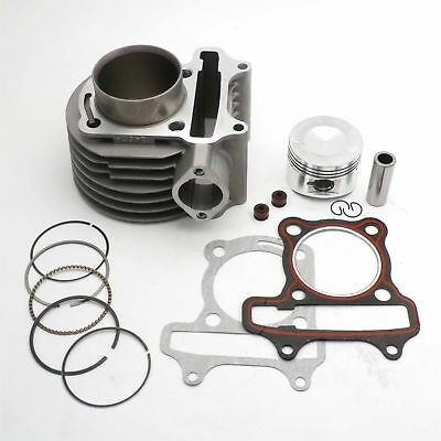 125cc Barrel Cylinder Piston Kit for GY6 152QMI 1P52QMI Chinese Scooter