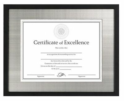 DAX DAXN15788ST Document Frame,Contemporary,14x11 In.
