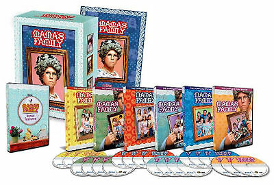 Mama's Family - The Complete Series Collection 24-Disc Brand New DVD 2014