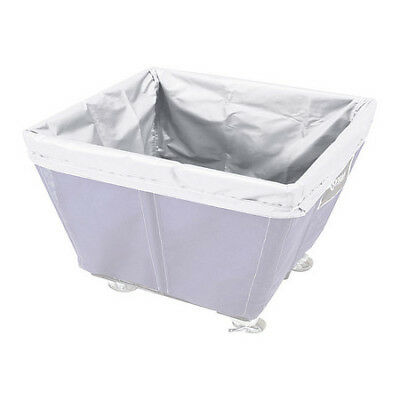 Truck Insert,Nylon,White,6 Bushel ROYAL BASKET TRUCK G06-WWX-TIN