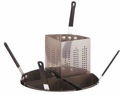 CRESTWARE PASTA20I Insert Only For Pasta Cooker, SS