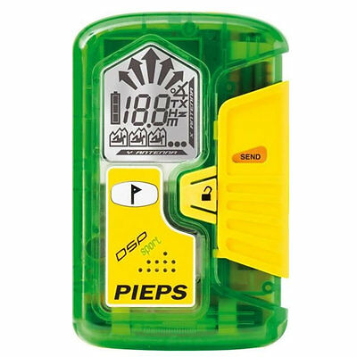 Pieps DSP Sport Avalanche Beacon Transceiver Ski Snowmobile Avy Rescue Beeper