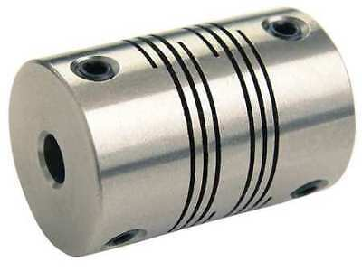 Set Screw MSCC-35-35-SS Rigid Shaft Coupling 35mm Ruland