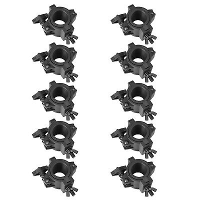 8 Pack  O-Clamp 2 Inch DJ Light Truss Stage Lighting Clamp 220Lbs