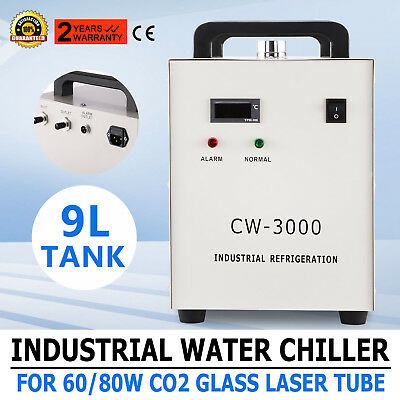 Cw-3000 Industrial Water Chiller Cold Storage Laser Equipment Dissipate Heat
