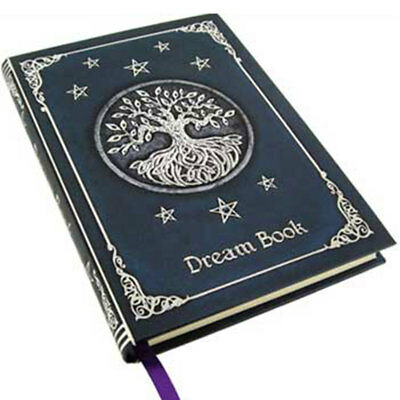 "NEW IN PACKAGE Dream Book Journal 5x7"" Foil Embossed Tree Hardcover Unlined"