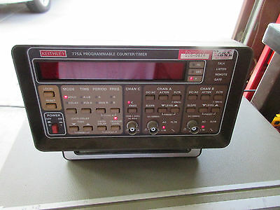 keithey 775A Programmable counter timer