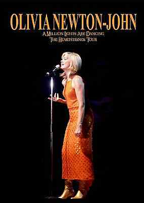 Olivia Newton John - A Million Lights Are Dancing DVD
