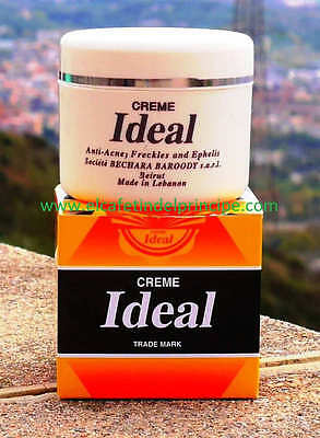 Crema Ideal - La Original - Antiacné - Antimanchas - Facial - 30 ml
