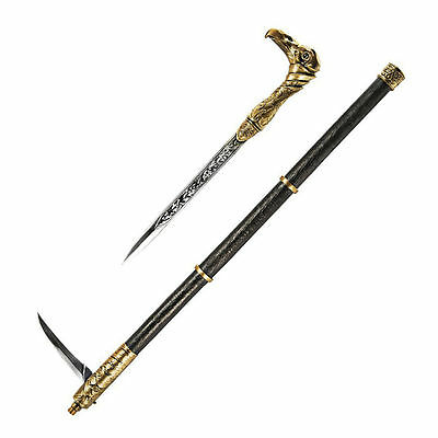 Assassin's Creed 6 Syndicate jacobs Cane Sword Hidden Blade Replica for Cosplay