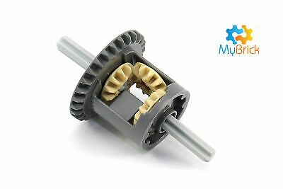 Lego Technic - Differential and Gear Pack