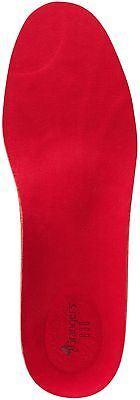 Grangers Men's G30 Stability Performance Insole-Red Size 43 Red Size 44