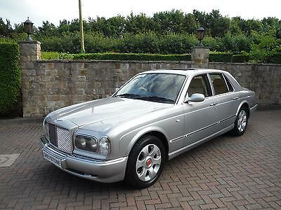 1999 V Reg Bentley Arnage Green Label 4.4 V8 Twin Turbo with Red Label upgrades