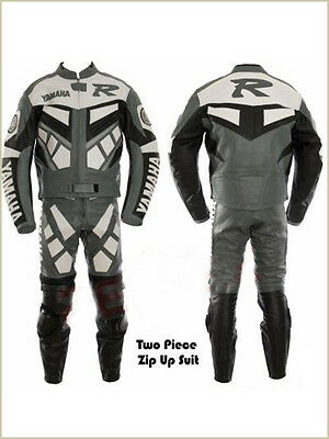 Motorbike Leather Suit Sports Racing Motorcycle Leather Suit All Size