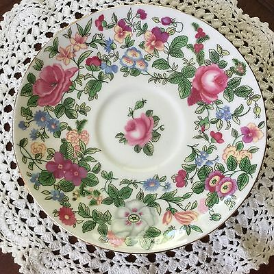 Crown Staffordshire Fine Bone China Orphan Saucer