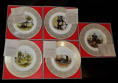 Lenox Commemorative Plate of the White House  of the Confederacy Limited Ed.