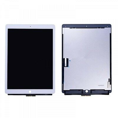"""iPad PRO 12.9"""" LCD Display Digitizer Touch Screen OEM Replacement White OEM"""