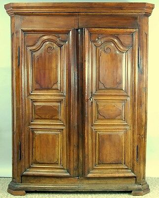 Country French Armoire & Chest