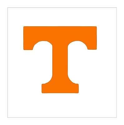 "Volunteers University of Tennessee ""T"" Vols Car Laptop Wall DECAL STICKER 5x5"
