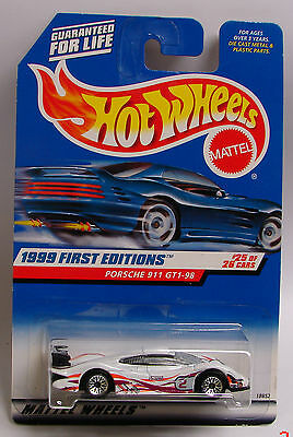 porsche 959 race hot wheels diecast 1 64 car frm 1997 911. Black Bedroom Furniture Sets. Home Design Ideas