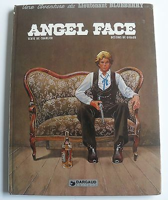 Lieutenant Blueberry Angel Face Dargaud 1975  Charlier Giraud 18