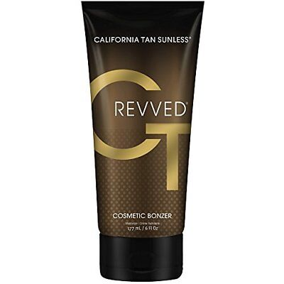 California Tan Sunless revved Cosmetic Bronzer, 1er Pack (1 X 0.177 L) (C0u)